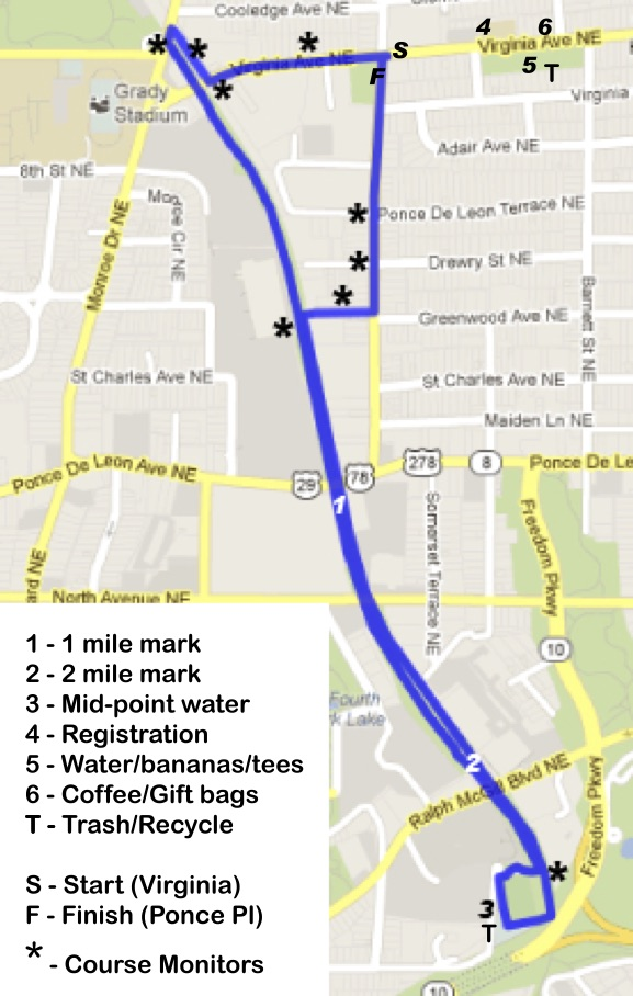 2014 Frosty 5K Final map copy