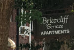 Briarcliff Ter Apt sign