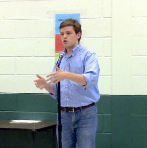 APS Board of Education member-elect Matt Westmoreland