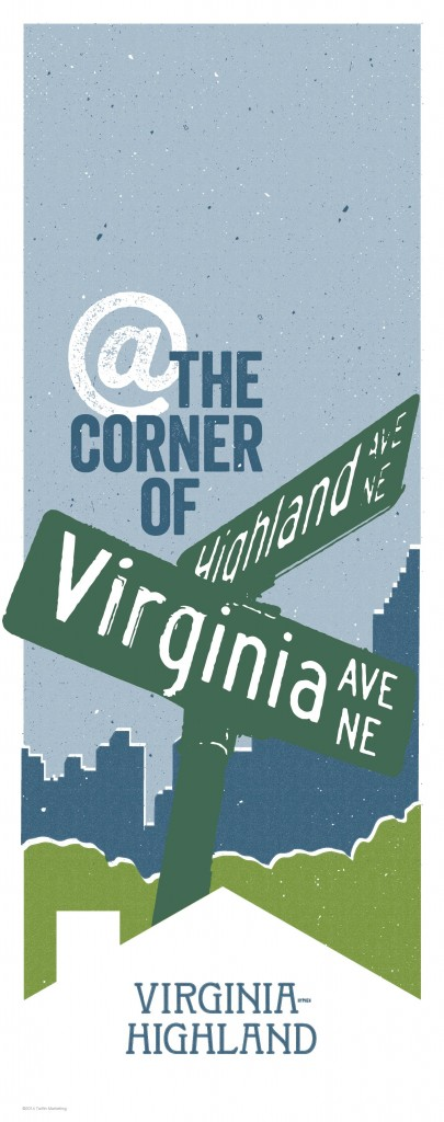 VaHi poster featuring new VHCA logo ($30). If you like this poster, be sure to stop by the store to see a very creative second poster that we're sure all VaHi aficionados will love.