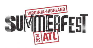 2014 Summerfest t-shirt logo