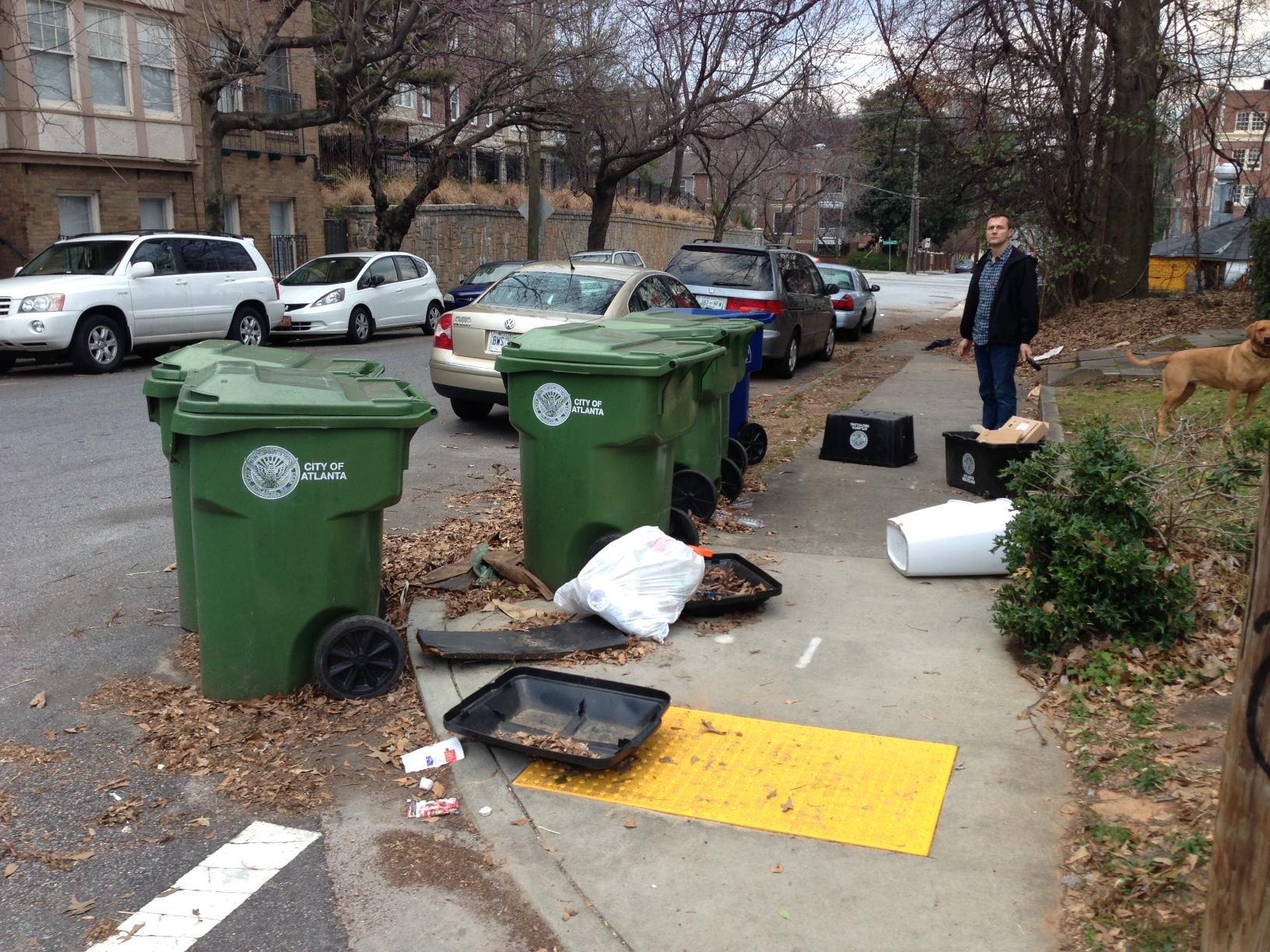 Sanitation Spring Cleanup Days