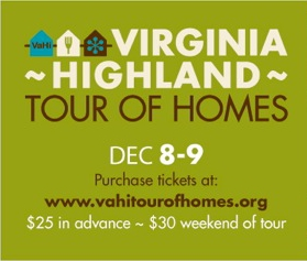 Tour of Homes 2012